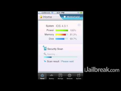 MobiShield Cydia App: Anti-Virus And Security Software For iPhone, iPod Touch, iPad