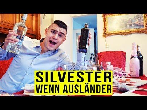 Wenn AUSLÄNDER SILVESTER feiern ..