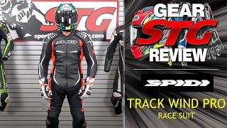 SPIDI Track Wind Pro Race Suit | Sportbike Track Gear.mp3