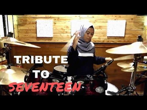 MENEMUKANMU - Seventeen - Drum Cover