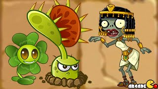 Plants Vs Zombies All Stars: Hero Zombies Endless Wave Challenge!