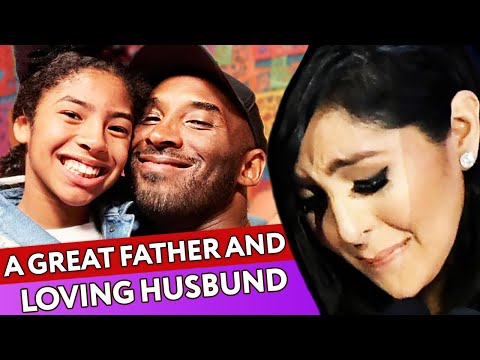 Truth Behind Kobe Bryant`s Relationship With Wife, Children And Parents ⭐ OSSA
