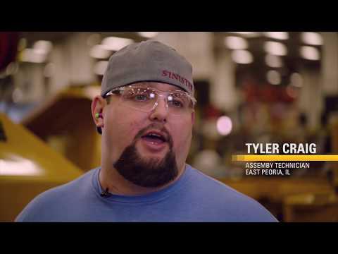 Behind The Iron - Meet Tyler Craig