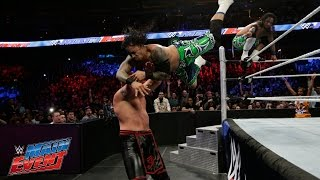 The Usos vs The Ascension: WWE Main Event, March 7, 2015