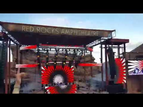Cash Cash - Global Dance Festival 2016 Morrison , Colorado ...
