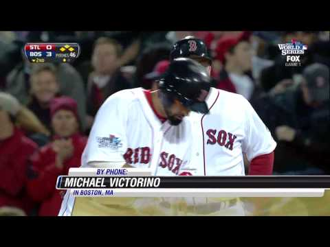 Mike Victorino on Shane's World Series Experience