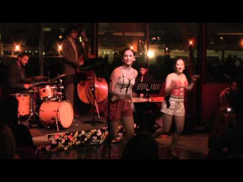 Sole Sisters with The Max Wrightson Trio at Typhoon Restaurant