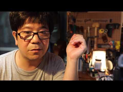 テスト動画「EOS5DmarkⅣ,EF35mmF1.4LⅡで雑談動画撮ってみた(Surface Laptop買った話、、) - YouTube