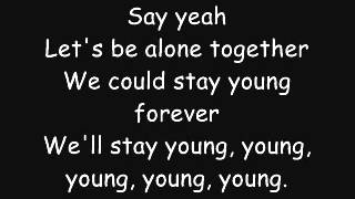 Fall Out Boy: Alone Together (Lyrics)