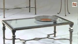 Lido Console Table By Bassett Mirror T1210-400
