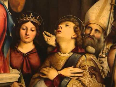 Il genio di Lorenzo Lotto svelato da Paolucci – The genius of Lorenzo Lotto revealed by Paolucci