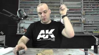 AK Interactive Base : de l'Altération de la Série : Épisode.5 : Rayures