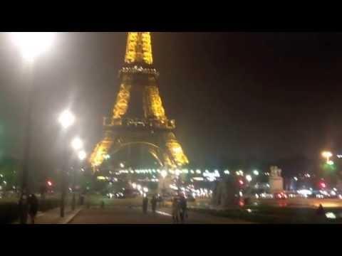 Paris Tour Eiffel باريس برج ايفل