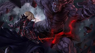 Saber Alter vs Berserker Theme - Fate/stay Night Movie: Heav...