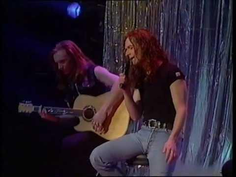 Thunder - A Better Man - Top Of The Pops - Thursday 11th February 1993
