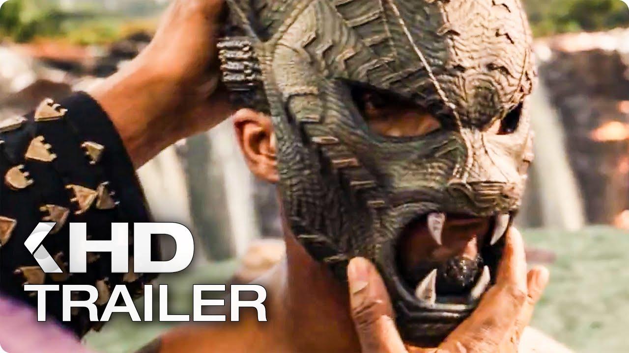 BLACK PANTHER Trailer 3 (2018)