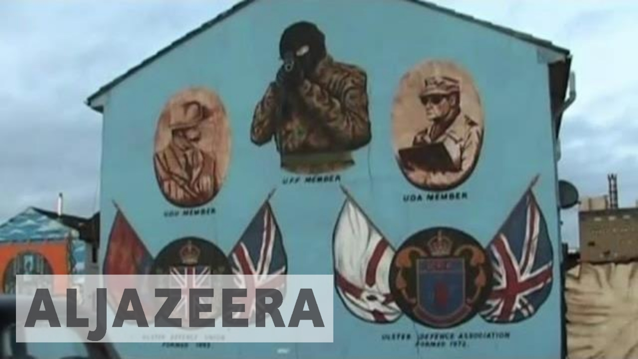 Download Northern Ireland's Troubles - Walls of Shame