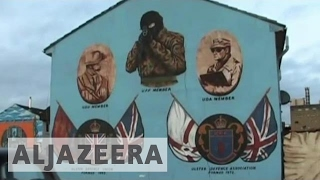 Northern Ireland's Troubles - Walls of Shame thumbnail