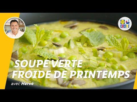 soupe-verte-froide-de-printemps- -lidl-cuisine
