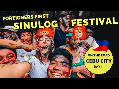 SINULOG 2019 in Cebu – this is why we LOVE THE PHILIPPINES