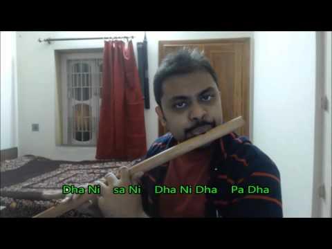 Sau Dard Hai - Flute (Bansuri) Tutorial