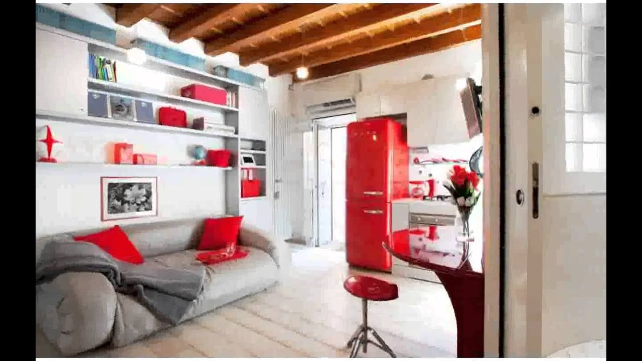 Come arredare un piccolo soggiorno angolo cottura immagini youtube - Arredare un soggiorno piccolo ...
