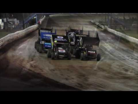 Williams Grove Speedway 410 Sprint Car Highlights 9-02-16