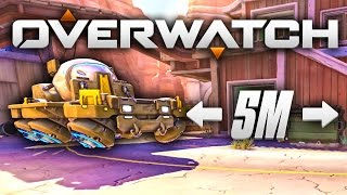 5 metres in it overwatch competitive gameplay