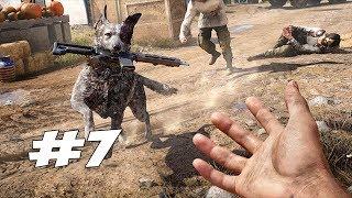 ИГРАЕМ НА ПАРУ С СОБАКОЙ - Far Cry 5 - Прохождение на русском #7