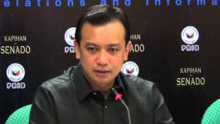 Trillanes: You've no right to speak against Aquino