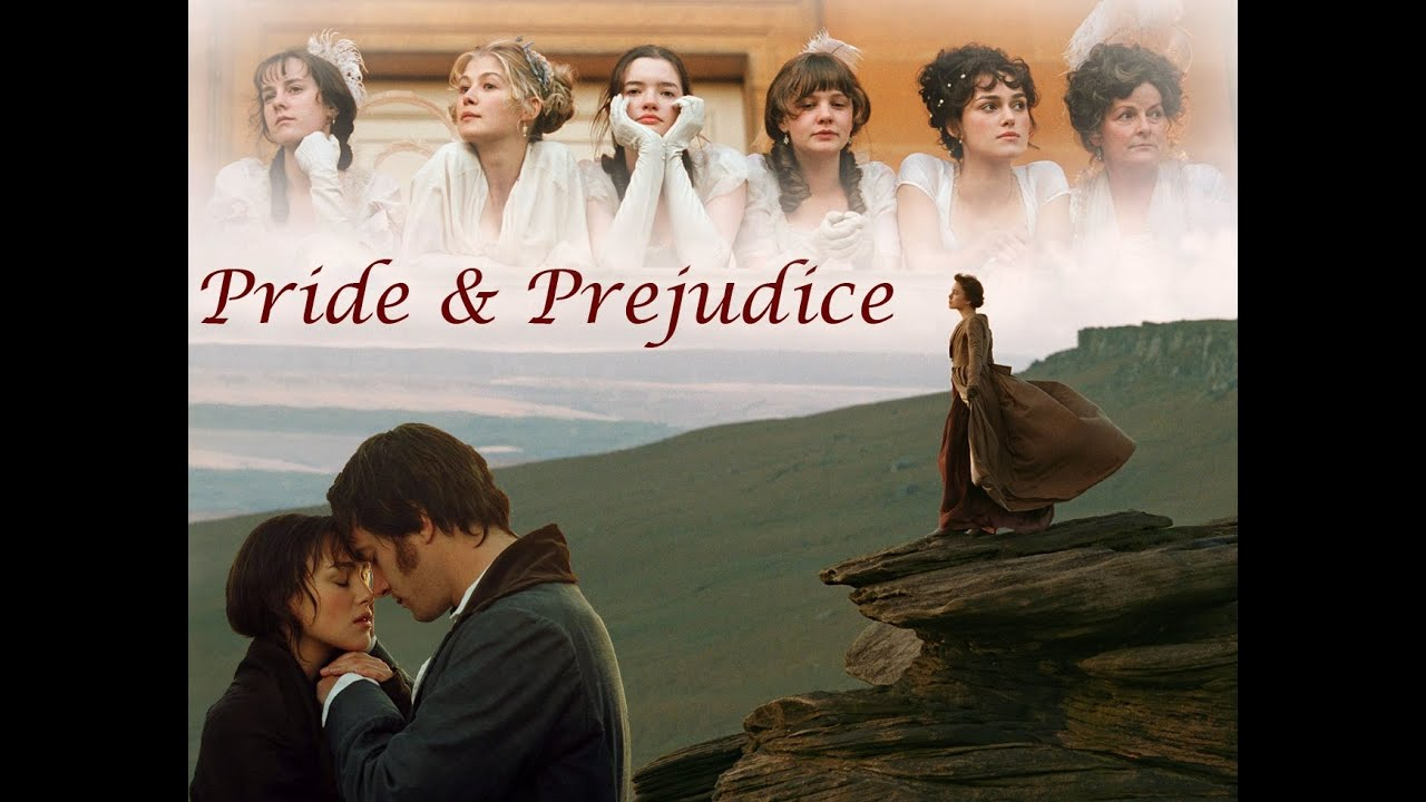 pride and prejudice presentation english literature