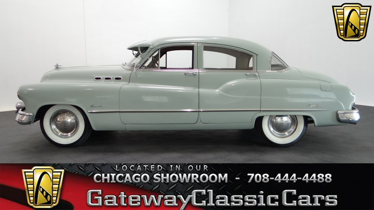 1950s And 1960s Buick Riviera 1950 Special Gateway Classic Cars Chicago 953 Youtube