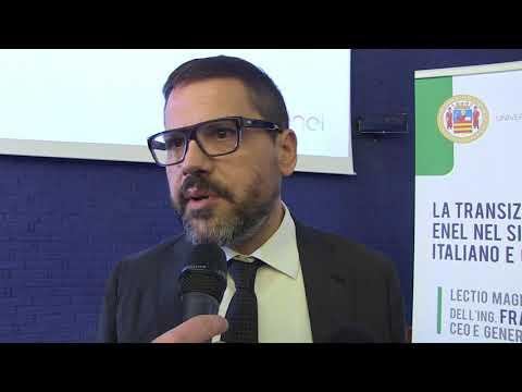 10/11/2017| Lectio magistralis dell'ing. Francesco Starace, CEO e General manager di Enel