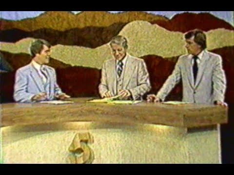 """11/20/1981 KPHO Channel 5 Newscast PARTIAL and """"Fine Tuning"""" Tag on Promo"""