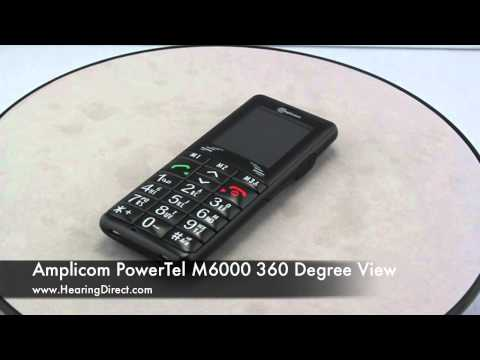 Amplicom PowerTel M6000 360 Degree View