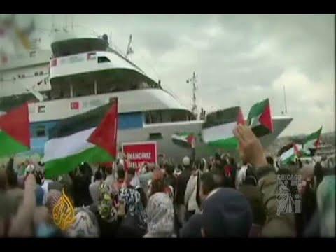Gaza Freedom Flotilla Attack - Seattle Conference on Gaza Humanitarian Crisis