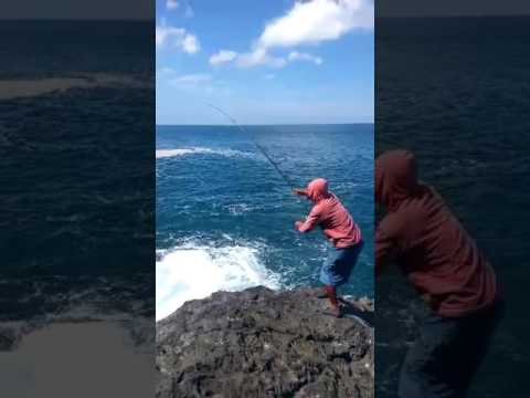 Popping fishing 2017 aceh