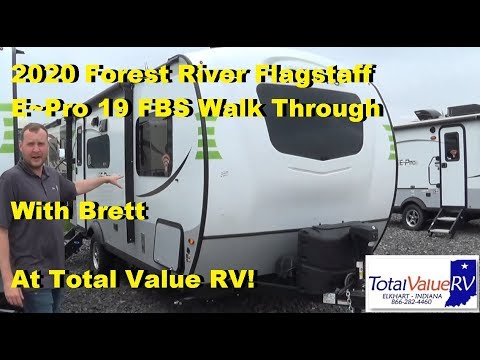 2020-forest-river-flagstaff-e-pro-19-fbs-walk-thru-with-brett-at-total-value-rv!