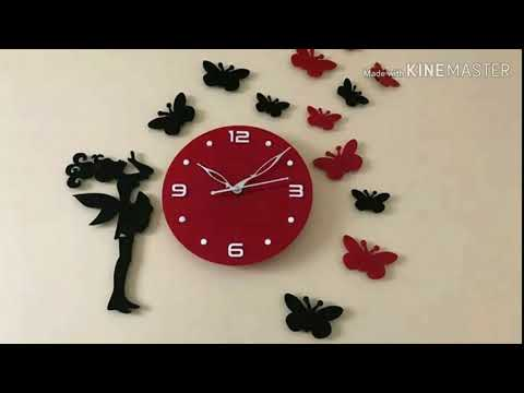 Designers wall clock ideas