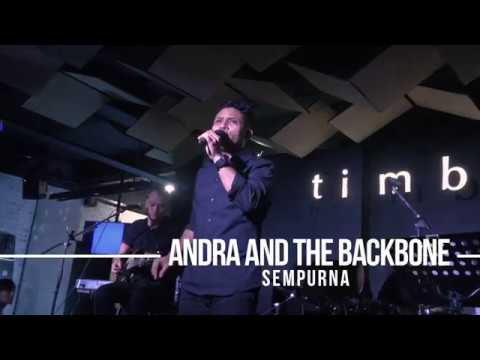 Andra And The Backbone - Sempurna | Live at Timbre KL