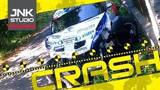 The best of Czech Rally CRASH vol. 18 (2016)