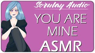 ASMR Roleplay: You Are Mine [Vampire] [Yandere] [New Pet] [Ita…