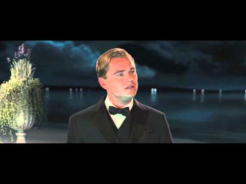 """The Great Gatsby """"You Can't Repeat The Past"""" HD"""