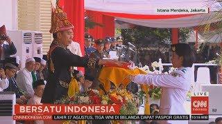 Download Video Full - Upacara Peringatan HUT RI Ke-73 #BersatuIndonesia #17an MP3 3GP MP4