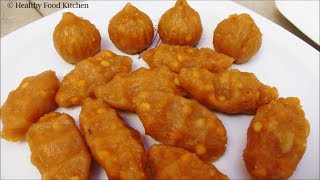 Sweet Kozhukattai Recipe in Tamil/Mothagam Recipe/Modak Recipe/Kolukattai Recipe