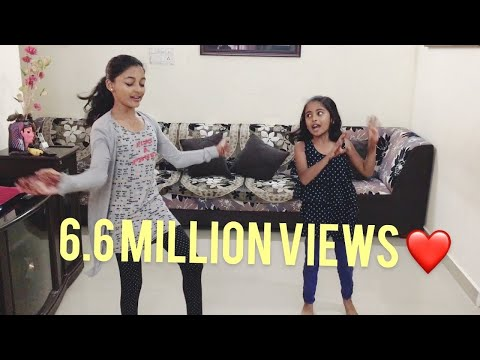 Jimikki Kammal | Dance by Trisha and Harini