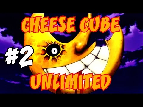 CHEESE CUBE UNLIMITED: The CHEESIEST Zombie Experience! [2] ★ (CoD Custom Zombies Maps/Mods)