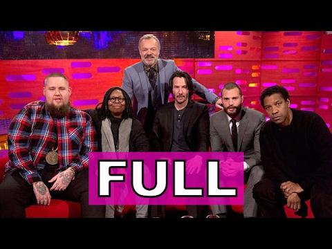 The Graham Norton Show FULL S20E18: Whoopi, Denzel, Keanu, Jamie Dornan, Rag'n'Bone Man