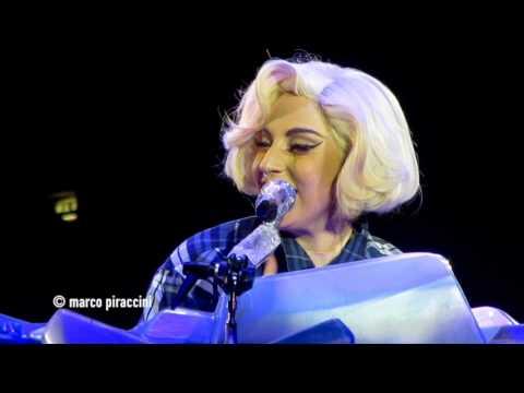 """LADY GAGA: """"Dope"""" Live @ Milan"""