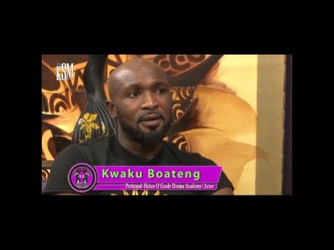KSM Show- Kwaku Boateng And Rama Brew talking about Helen O' Grady Drama Academy